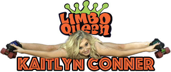 Kaitlyn Conner is The Limbo Queen in Blue Springs, Missouri